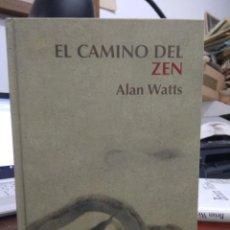 Libros de segunda mano: EL CAMINO DEL ZEN, ALAN WATTS. L.24004. Lote 243884515
