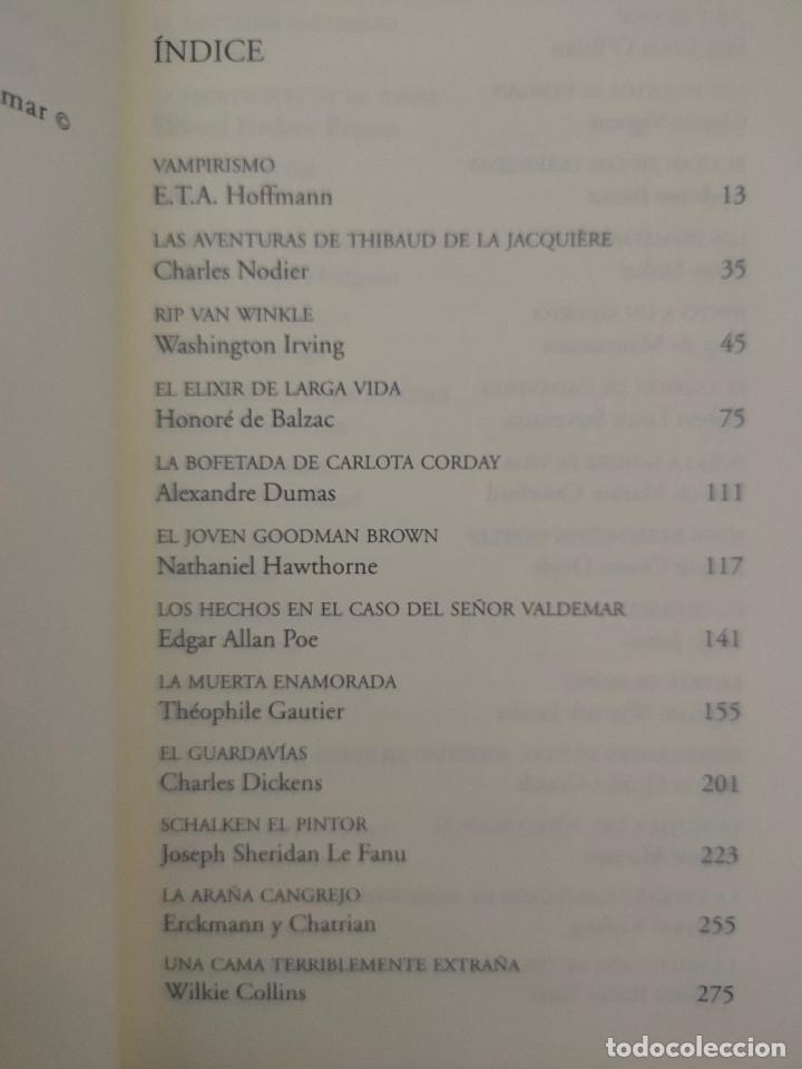 Libros de segunda mano: Felices pesadillas (varios autores) Valdemar Club Diógenes nº 200 - Foto 4 - 243932500
