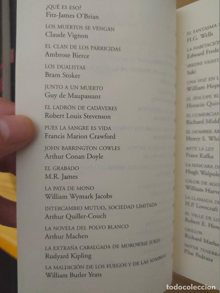 Libros de segunda mano: Felices pesadillas (varios autores) Valdemar Club Diógenes nº 200 - Foto 5 - 243932500