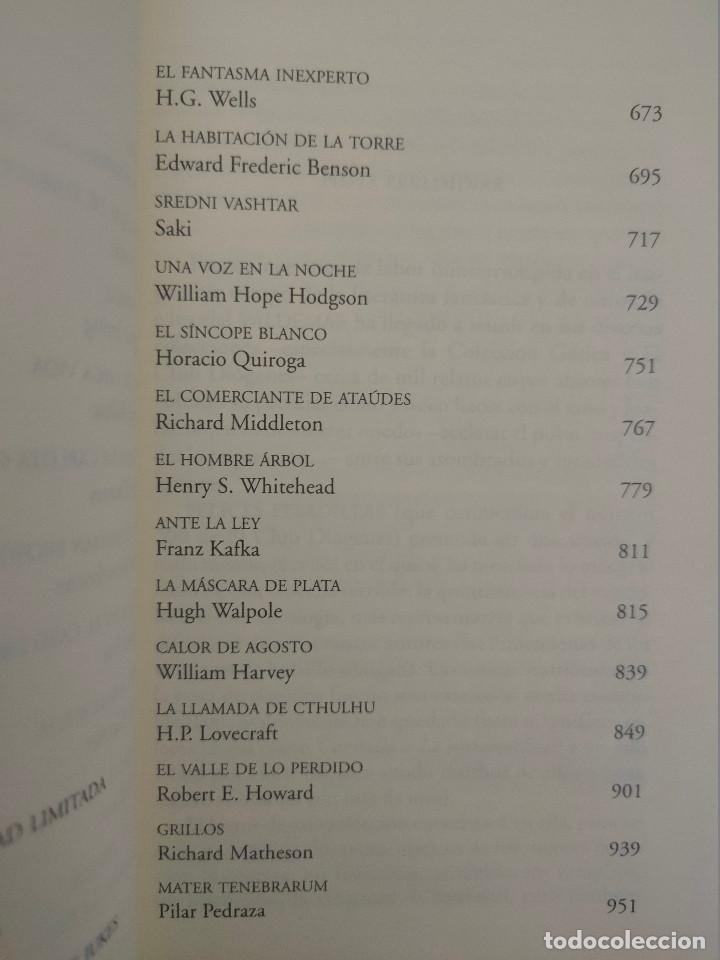 Libros de segunda mano: Felices pesadillas (varios autores) Valdemar Club Diógenes nº 200 - Foto 6 - 243932500