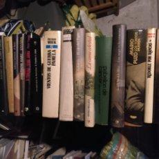 Libros de segunda mano: 18 NOVELAS GASTOS INCLUIDOS. Lote 244014445
