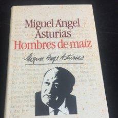 Libros de segunda mano: HOMBRES DE MAÍZ. MIGUEL ÁNGEL ASTURIAS. CÍRCULO DE LECTORES, 1986. Lote 244187475