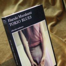 Livres d'occasion: TOKIO BLUES, HARUKI MURAKAMI, TUSQUETS EDITORES,2005.. Lote 262119815