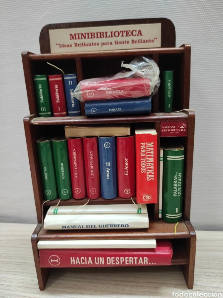 LOTE MINIBIBLIOTECA IDEAS BRILLANTES PARA GENTE BRILLANTE Y GRANDES BATALLAS ROCHE (Libros de Segunda Mano (posteriores a 1936) - Literatura - Narrativa - Otros)