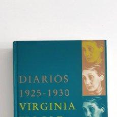 Libros de segunda mano: DIARIOS. VIRGINIA WOOLF. 1925-1930. SIRUELA. Lote 244519185