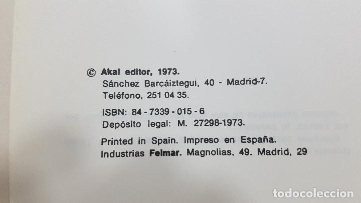 Libros de segunda mano: LAS CASSETTES DE MC MACARRA. AKAL 1973 (underground, cheli, lenguaje de calle, friki) - Foto 6 - 244524170