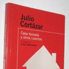 Libros de segunda mano: CASA TOMADA Y OTROS CUENTOS - JULIO CORTAZAR. Lote 244571240