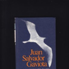 Libros de segunda mano: JUAN SALVADOR GAVIOTA - RICHARD BACH - CIRCULO LECTORES 1973 / ILUSTRADO. Lote 244616355