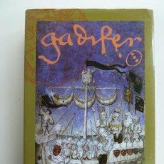 Libros de segunda mano: GADIFER. ÁNGEL SÁNCHEZ. Lote 244642860