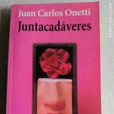 Livres d'occasion: JUNTACADÁVERES. ONETTI.ALIANZA BOLSILLO. Lote 244721750