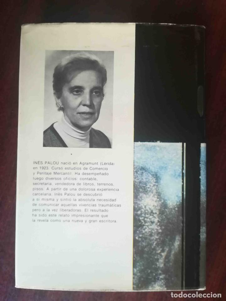Libros de segunda mano: Carne Apaleada (Inés Palou) Planeta 1976 - Foto 2 - 244780880