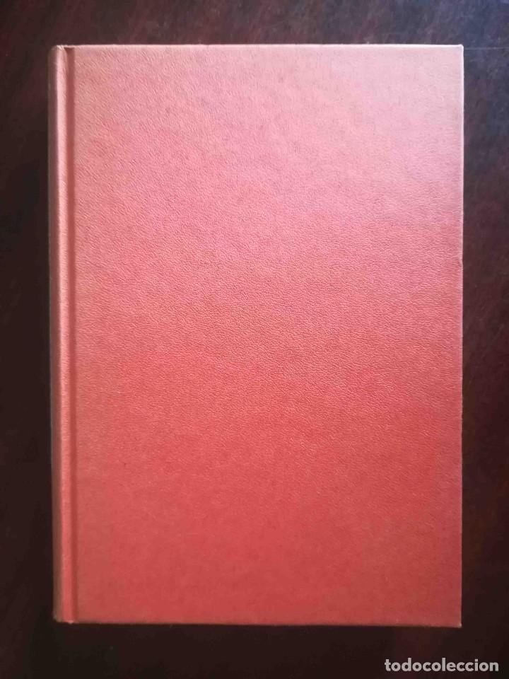 Libros de segunda mano: Crónica sentimental en rojo (Francisco González Ledesma) Planeta 1984 - Foto 2 - 244781260