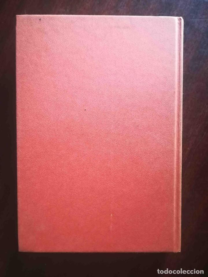 Libros de segunda mano: Crónica sentimental en rojo (Francisco González Ledesma) Planeta 1984 - Foto 3 - 244781260