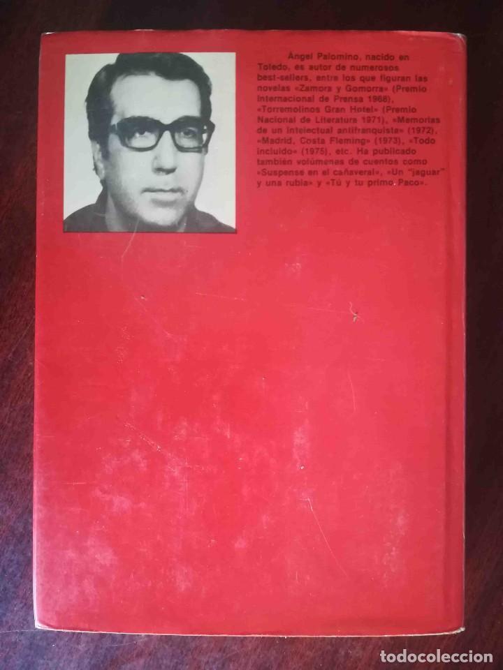 Libros de segunda mano: Divorcio para una virgen rota (Ángel Palomino) Planeta 1978 - Foto 2 - 244781490
