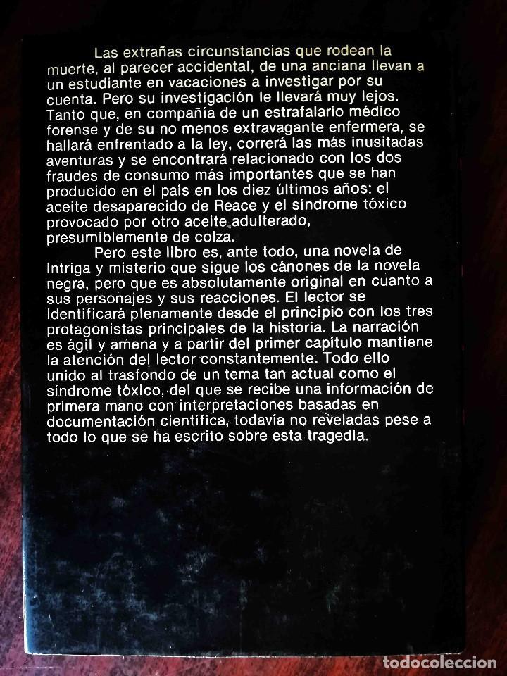 Libros de segunda mano: La vieja del molino de aceite (Santiago Lorén) Planeta 1984 - Foto 2 - 244782080