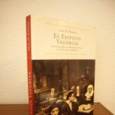 Libros de segunda mano: ALAA AL ASWANY: EL EDIFICIO YACOBIÁN (MAEVA, 2007) MUY BUEN ESTADO. Lote 244914280