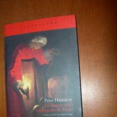Libros de segunda mano: LA MUERTE SALIÓ CABALGANDO DE PERSIA / PÉTERHAJNÓCZY. Lote 244944710