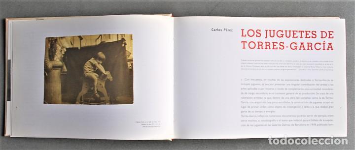 Libros de segunda mano: Aladdin Toys - Los Juguetes De Torres-García - Foto 3 - 244983935