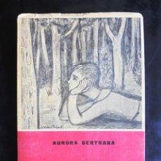 Libros de segunda mano: LA NIMFA D'ARGILA AURORA BERTRANA 1959 1A ED. ALBERTÍ, NOVA COL·LECCIÓ LLETRES, 47. Lote 245056165