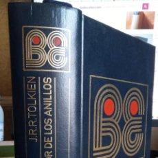 Libros de segunda mano: EL SEÑOR DE LOS ANILLOS. PUBLICADO EN 1983 - J.R.R. TOLKIEN. Lote 245201290