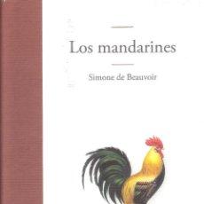 Libros de segunda mano: LOS MANDARINES - SIMONE DE BEAUVOIR. Lote 245291475