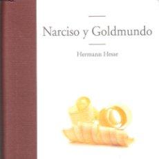 Libros de segunda mano: NARCISO Y GODMUNDO - HERMANN HESSE. Lote 245291480