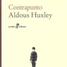 Libros de segunda mano: CONTRAPUNTO - ALDOUS HUXLEY. Lote 245291660