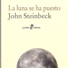 Libros de segunda mano: LA LUNA SE HA PUESTO - JOHN STEINBECK. Lote 245291675
