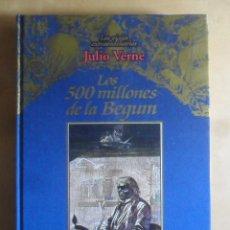 Libros de segunda mano: LOS 500 MILLONES DE LA BEGUN - JULIO VERNE - ED. RUEDA - 2001. Lote 245370545