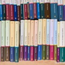 """Libros de segunda mano: 96, NOVELAS DE """"LAS MEJORES NOVELAS DEL SIGLO XX EN CASTELLANO. Lote 245544610"""