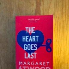 Libros de segunda mano: THE HEART GOES LAST - MARGARET ATWOOD. Lote 245559250