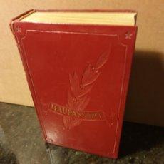 Libros de segunda mano: MAUPASSANT OBRAS INMORTALES. Lote 245559385