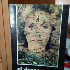 Libros de segunda mano: EL DESEO COMO UN ANIMAL VIVO, PEDRO CRESPO, PREMIO FELIPE TRIGO 1986 NOVELA. Lote 245561785