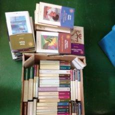Libros de segunda mano: LOTE DE 89 LIBROS SIN REPETIR BIBLIOTECA EL MUNDO LAS MEJORES NOVELAS EN CASTELLANO DEL SIGLO XX. Lote 245570300