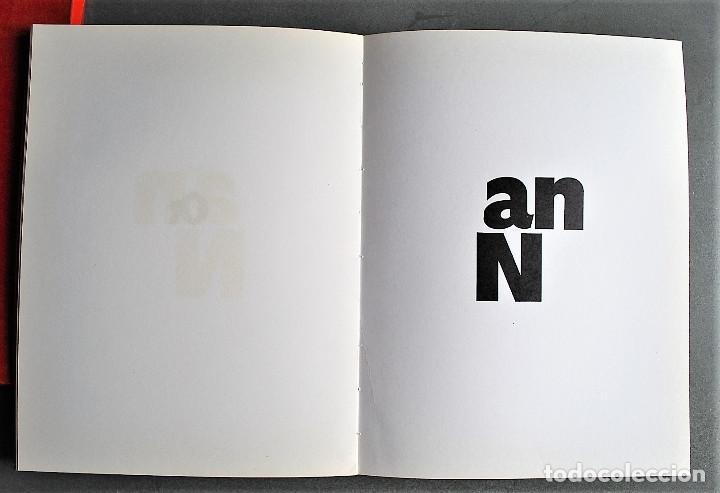 Libros de segunda mano: Joan Brossa. Poemes Visuals. Poemes Per a Una Oda. - Foto 3 - 245574465