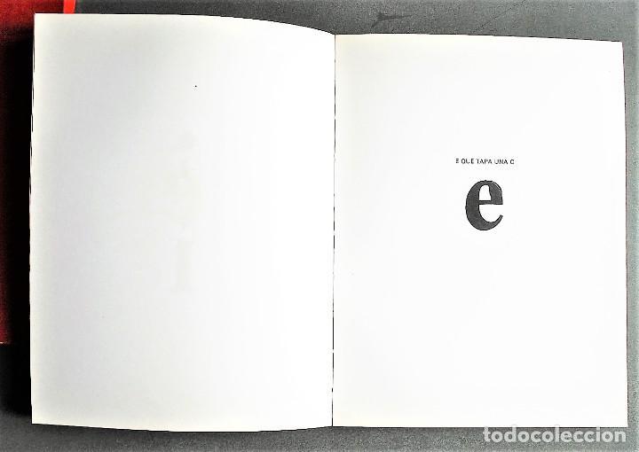 Libros de segunda mano: Joan Brossa. Poemes Visuals. Poemes Per a Una Oda. - Foto 5 - 245574465