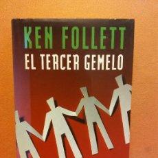 Libros de segunda mano: EL TERCER GEMELO. KEN FOLLETT. CÍRCULO DE LECTORES. Lote 245588735