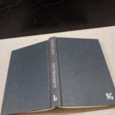 Libros de segunda mano: LITERATURA....NOAH GORDON......LA DOCTORA COLE....1999... Lote 246138795