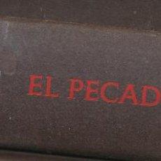 Libros de segunda mano: EL PECADO ORIGINAL JAMES, P. D. ISBN: 84-226-5807-0. Lote 246286405