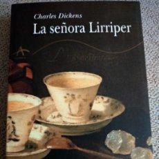 Libros de segunda mano: CHARLES DICKENS. LA SEÑORA LIRRIPER.. Lote 246320095