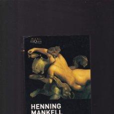 Libros de segunda mano: HENNING MANKELL - LA LEONA BLANCA - TUSQUETS EDITORIAL 2011 / 8ª EDICION. Lote 246352425