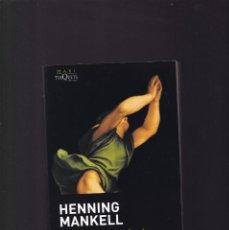 Libros de segunda mano: HENNING MANKELL - EL HOMBRE SONRIENTE - TUSQUETS EDITORIAL 2014 / 10ª EDICION. Lote 246352580