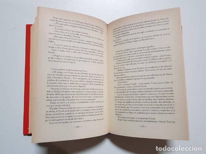 Libros de segunda mano: EL ULTIMO JUDIO. NOAH GORDON. EDICIONES B. 8ª REIMPRESION. 2000 - Foto 7 - 246355160