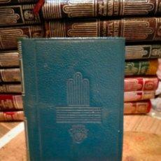 Libros de segunda mano: ALONSO DE CASTILLO SOLÓRZANO. LA NIÑA DE LOS EMBUSTES. AGUILAR. CRISOLIN NÚMERO 21. Lote 246359920
