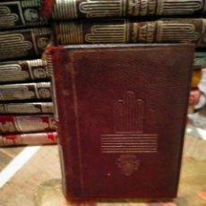 Libros de segunda mano: ALONSO DE CASTILLO SOLÓRZANO. LA NIÑA DE LOS EMBUSTES. AGUILAR. CRISOLIN NÚMERO 21. Lote 246360325