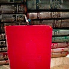 Libros de segunda mano: VALLE INCLÁN . JARDÍN UMBRÍO . AGUILAR . CRISOLIN 29. Lote 246361905