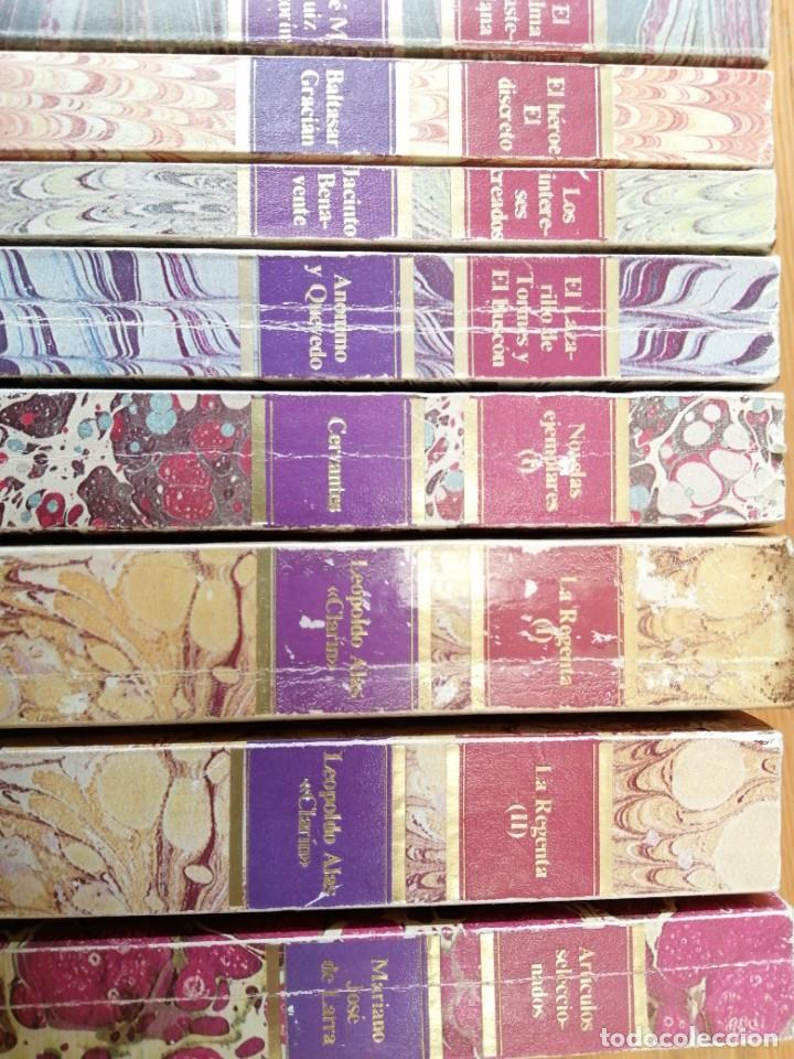 Libros de segunda mano: Colección de 14 libros, S.A.P.E 1986, Club Internacional del Libro - Foto 4 - 246458805