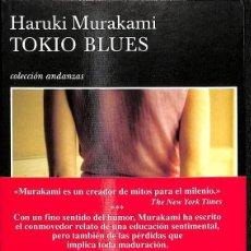 Libros de segunda mano: TOKIO BLUES NORWEGIAN WOOD. Lote 246466980