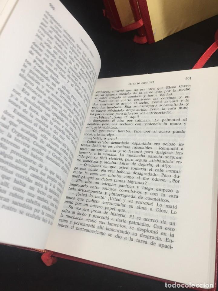 Libros de segunda mano: Morris West OBRAS SELECTAS. PLANETA TOMOS I, II y III CON ESTUCHE 1ª PRIMERA EDICIÓN 1968/71 - Foto 4 - 247061300