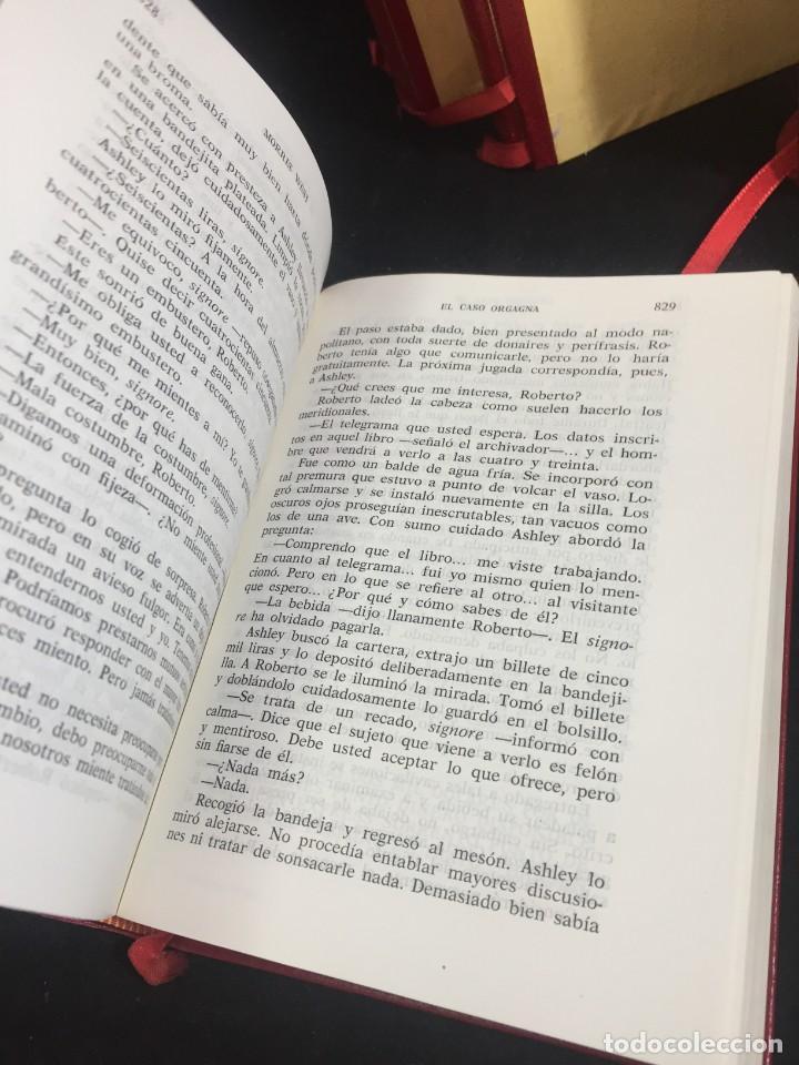 Libros de segunda mano: Morris West OBRAS SELECTAS. PLANETA TOMOS I, II y III CON ESTUCHE 1ª PRIMERA EDICIÓN 1968/71 - Foto 5 - 247061300